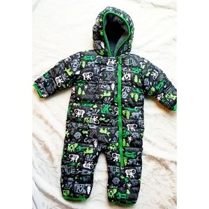 🍭Columbia Baby Toddler Bunting Snowsuit One Piece
